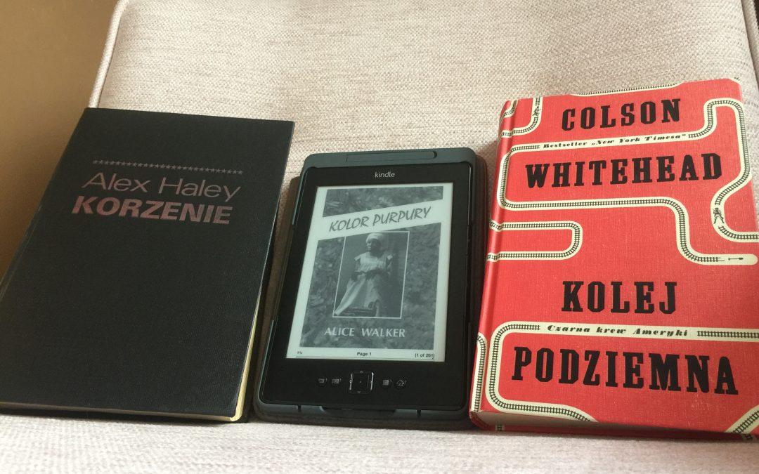 Bitwa o książkę – Kolej podziemna