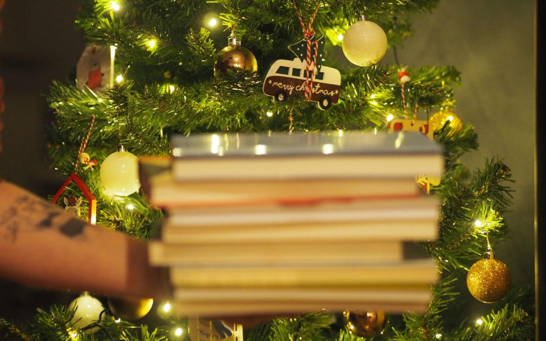 Niebanalne książki na Święta.